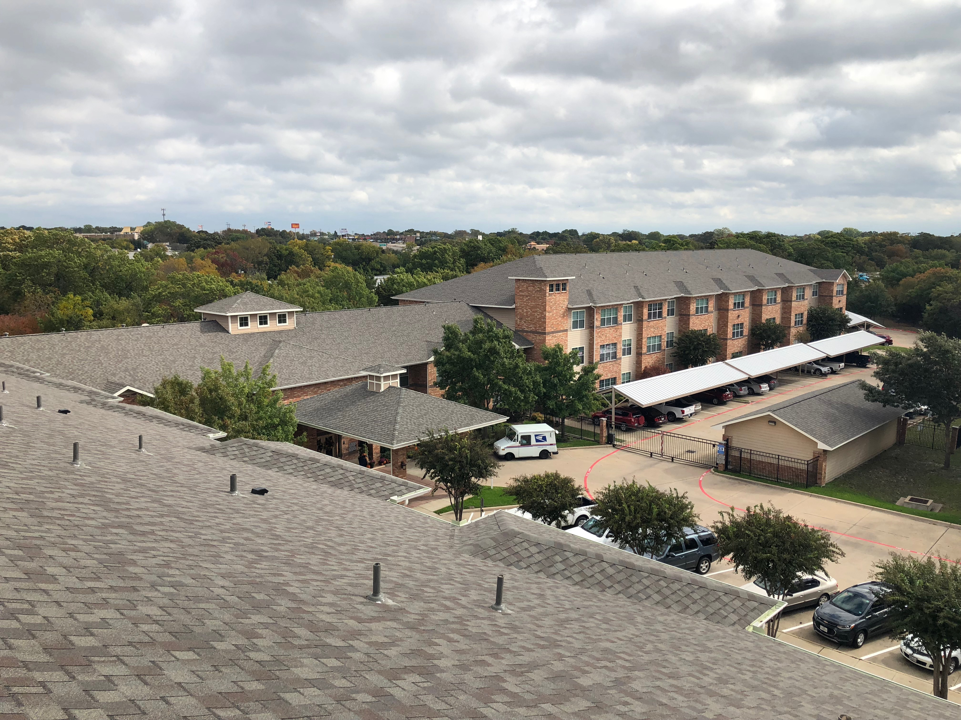 Commercial Roof Replacement Southlake Fort Worth