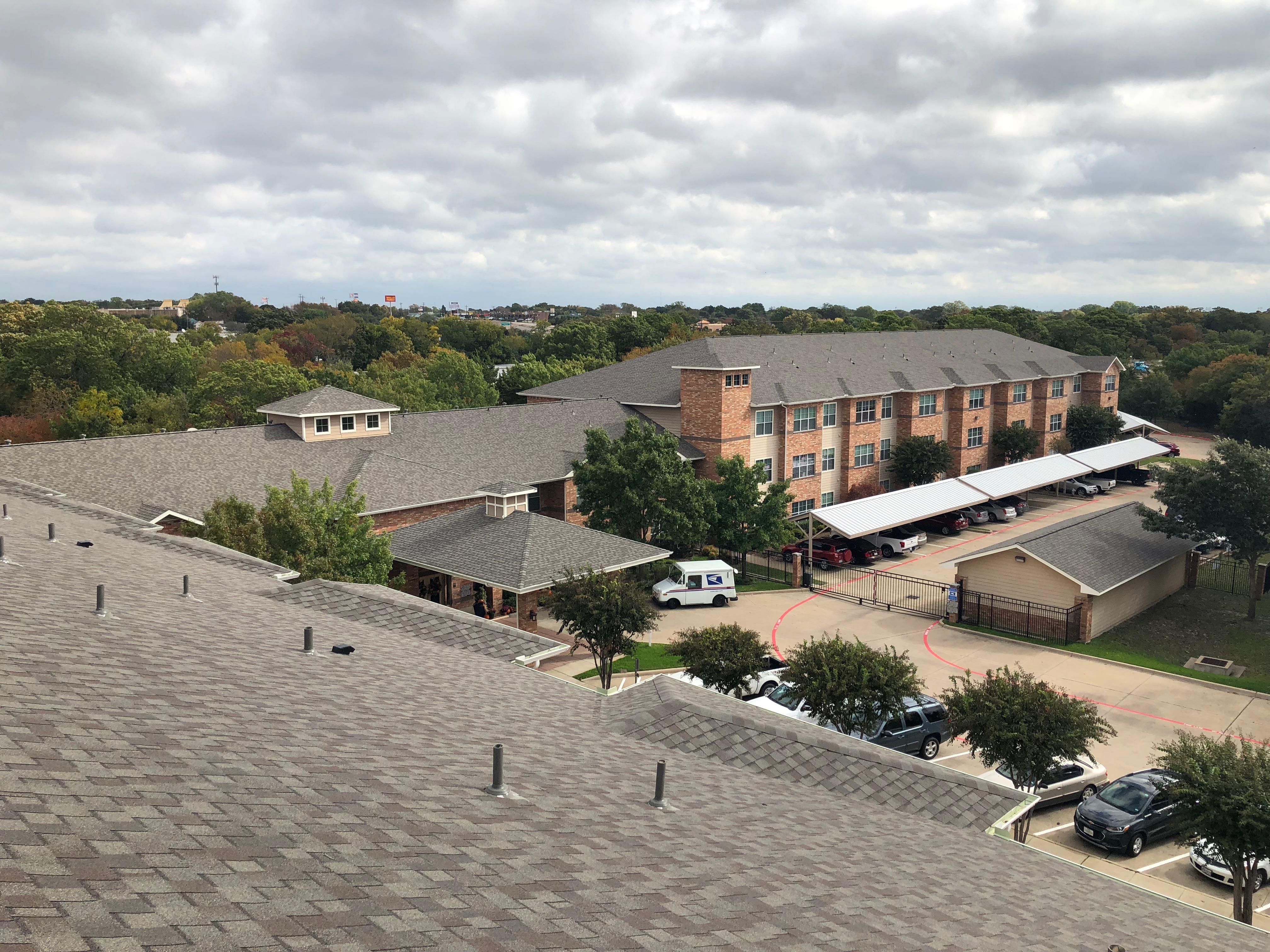 Shingle and Metal Roofing