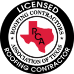 Roofing Contractors Association of Texas Licensed Contractor
